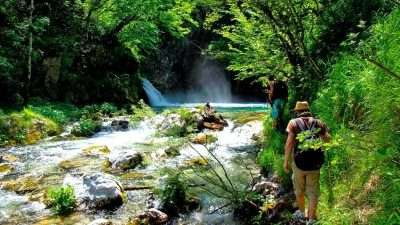 Trails of Albanian Alps 16