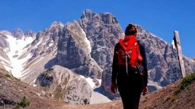 Trails of Albanian Alps 32