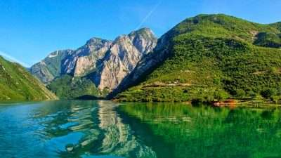Trails of Albanian Alps 43