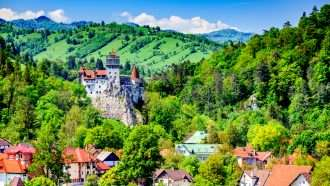 Valleys and Villages of Transylvania