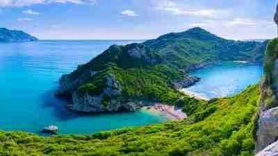 Corfu Trail Short Break, walking holiday Corfu, Corfu self guided walking holiday, self guided walking holiday in Corfu, corfu walking holiday