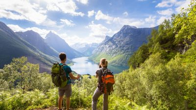 Walking holidays and hiking tours in Europe