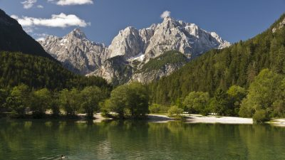 Lakes and Valleys of Slovenian Alps 2