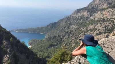 The Lycian Way West 22