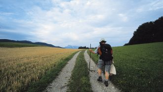 the way of st james in tyrol, jakobsweg, jakobsweg walking holiday