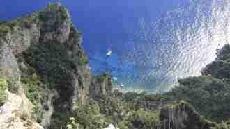 Alta Via: Amalfi and Sorrento Coast to Coast 40