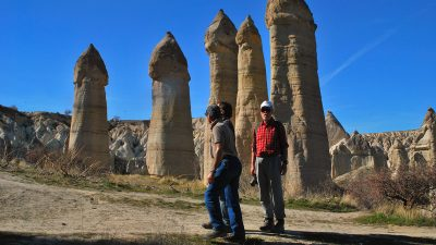Fairy Trails of Cappadocia 4
