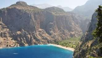 The Lycian Way West 18