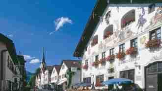 Across Tyrol: Garmisch to Innsbruck 47