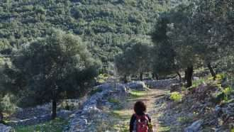 The Lycian Way West 11