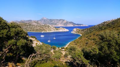 Carian Trail and Turkey's Aegean Coast 4