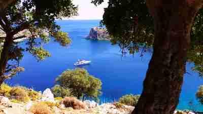 Carian Trail and Turkey's Aegean Coast 1