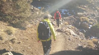 High Atlas and Mount Toubkal 3