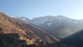 High Atlas and Mount Toubkal 2