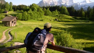 The Way of St James in Tyrol