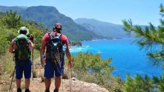 The Lycian Way West 9