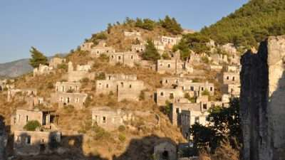 The Lycian Way West 8