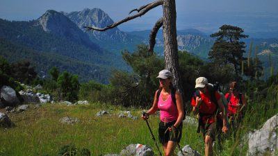 The Lycian Way West 55