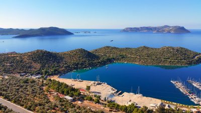 The Lycian Way West 54