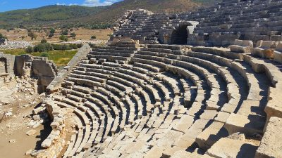 The Lycian Way West 53