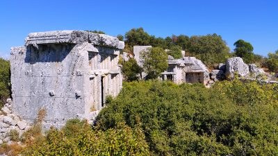The Lycian Way West 48