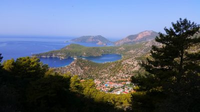 The Lycian Way West 47