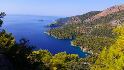 The Lycian Way West 45