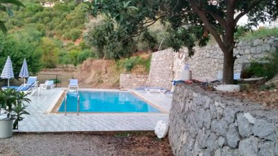 The Lycian Way West 57