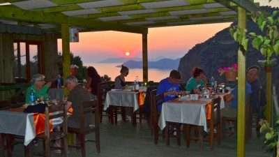 The Lycian Way West 35