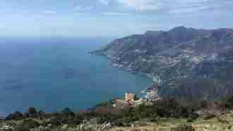 Alta Via: Amalfi and Sorrento Coast to Coast 21