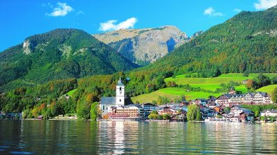 Salzburg Lake District 1