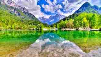 Alpe-Adria Trail: Kranjska Gora to Cividale del Friuli 1