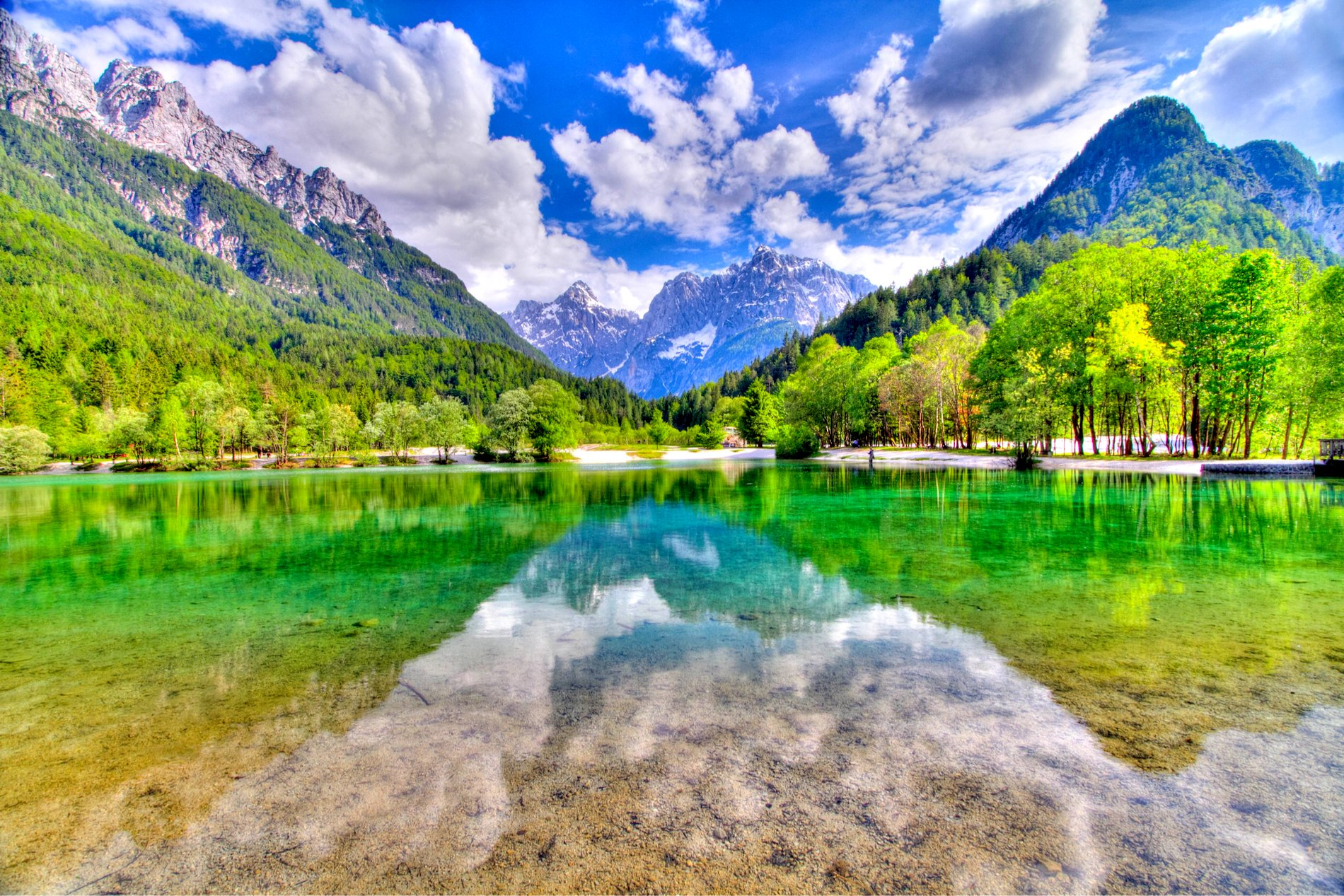 Alpe-Adria Trail: Kranjska Gora to Cividale del Friuli