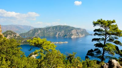 Carian Trail and Turkey's Aegean Coast