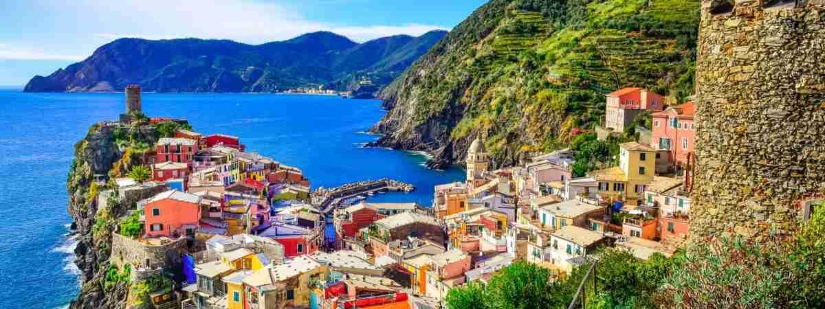 Cinque Terre, Portofino and Portovenere