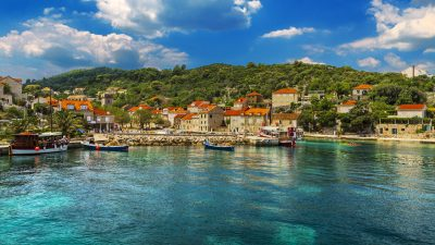 dubrobnik coast and islands walking holiday