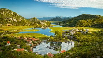 Summits and Lakes of North Montenegro 5