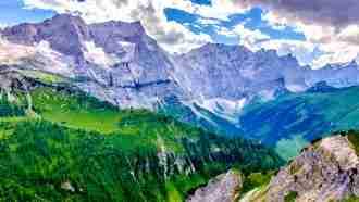 across tyrol: garmisch to innsbruck, across tyrol from garmisch to innsbruck