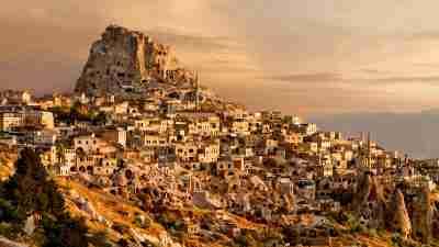 Fairy Trails of Cappadocia