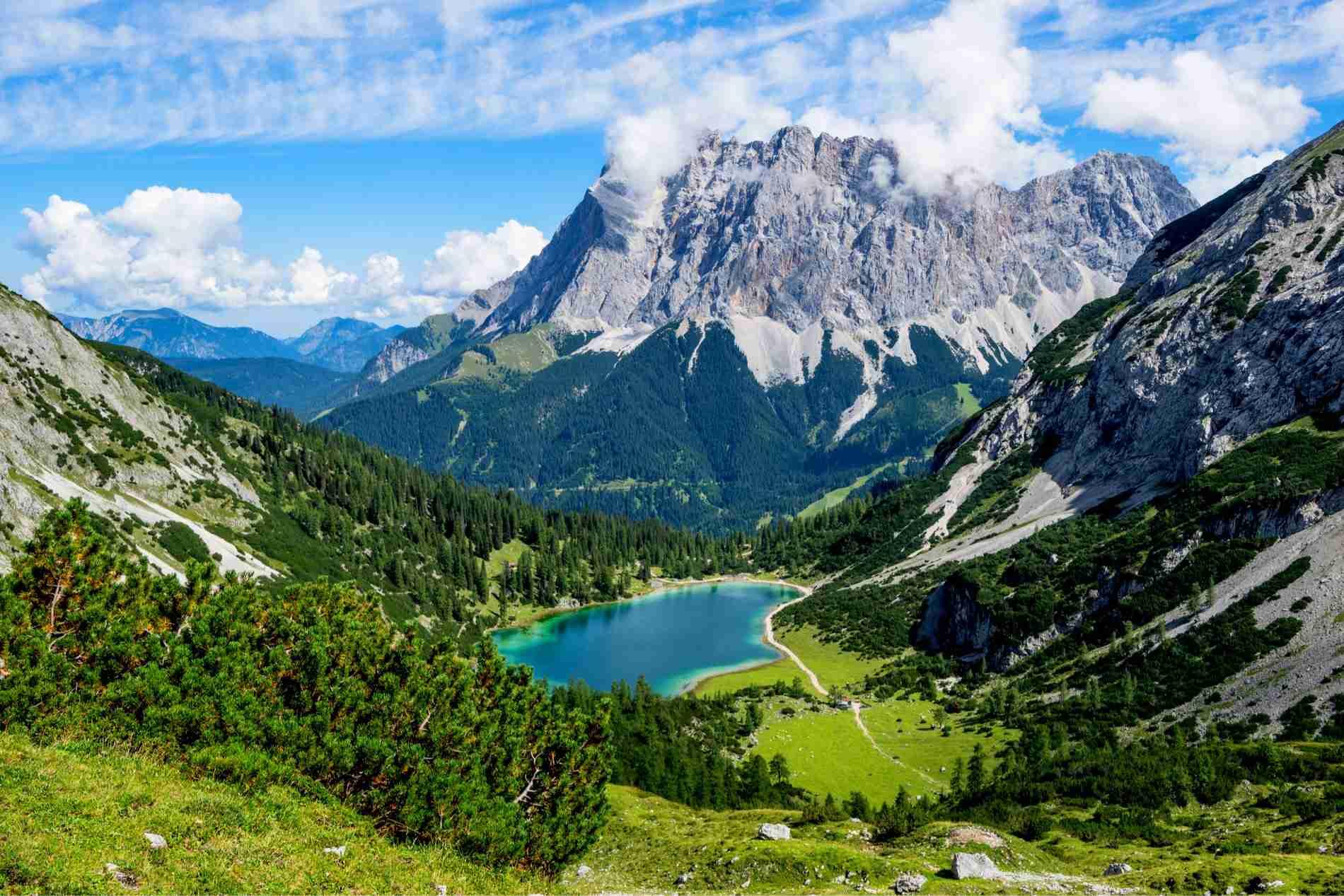 Walking in the Bavarian Alps Buch versandkostenfrei bei ...