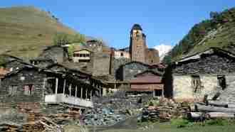 Transcaucasian Trail: Tusheti Explorer 18