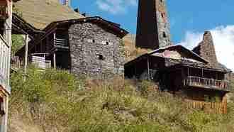 Transcaucasian Trail: Tusheti Explorer 16