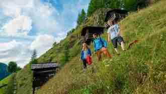 Alpe-Adria Trail: Grossglockner to Mallnitz 7
