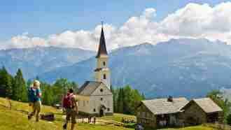 Alpe-Adria Trail: Grossglockner to Mallnitz 6