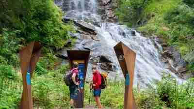 Alpe-Adria Trail: Grossglockner to Mallnitz 3