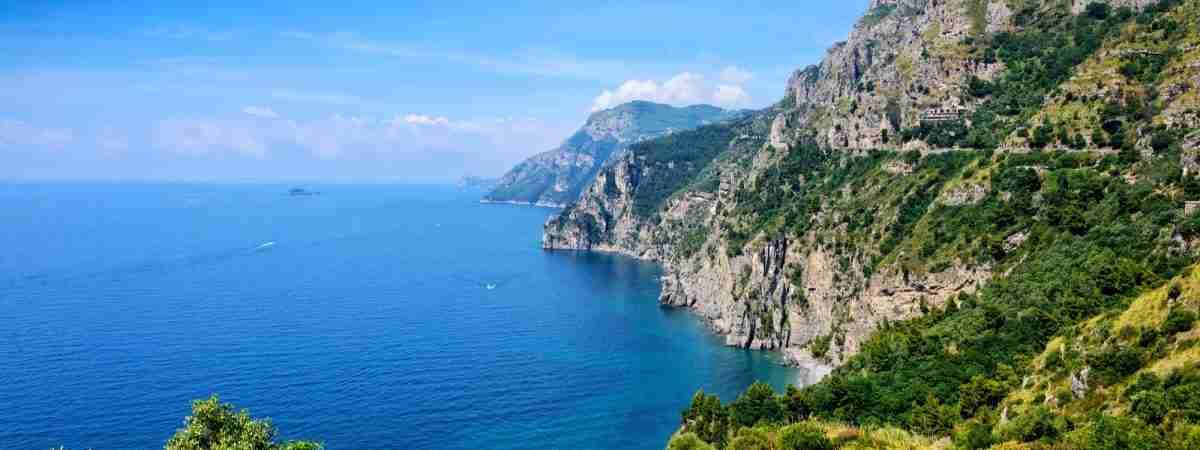 Alta Via: Amalfi and Sorrento Coast to Coast 1