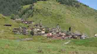 Transcaucasian Trail: Tusheti Explorer 13