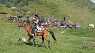 Transcaucasian Trail: Tusheti Explorer 12