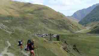 Transcaucasian Trail: Tusheti Explorer 4