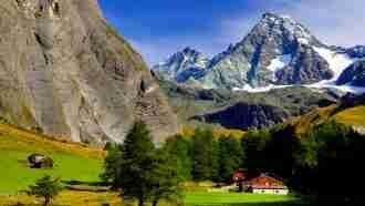 alpe adria trail: from grossglockner to Mallnitz